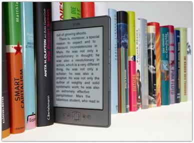 электронные и бумажные книги