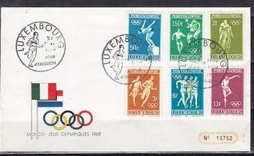 Люксембург и Олимпиада