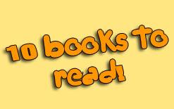 Десять рекомендованных книг