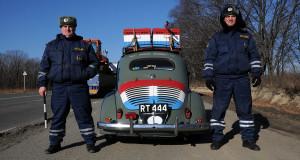 «Малышка» (Рено 4CV 1959г) уже в России