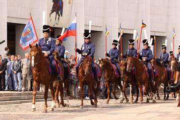 Конный поход Москва-Париж