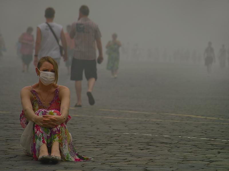 Вы пережили лето-2010 в Москве
