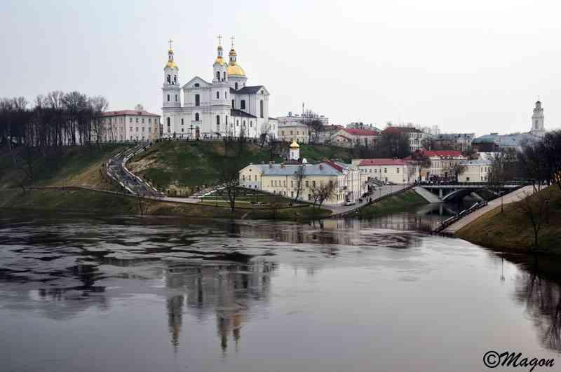 Весенний Витебск by Magon