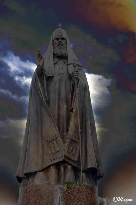 Патриарх в Витебске  by Magon