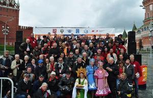 Евротур байкеров 2012