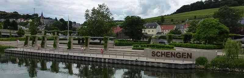 Шенген, Люксембург