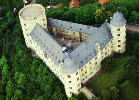 Замок Вевельсбург (Wewelsburg)