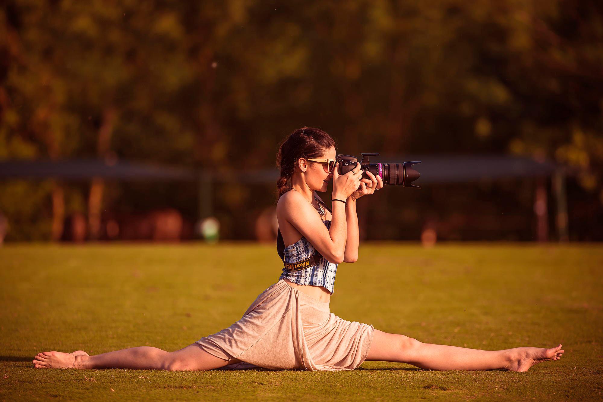 О фотографах, которые цепляют...