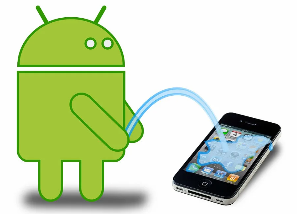 iPhone to Android: fun and easy