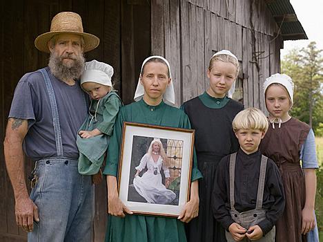 русские амиши