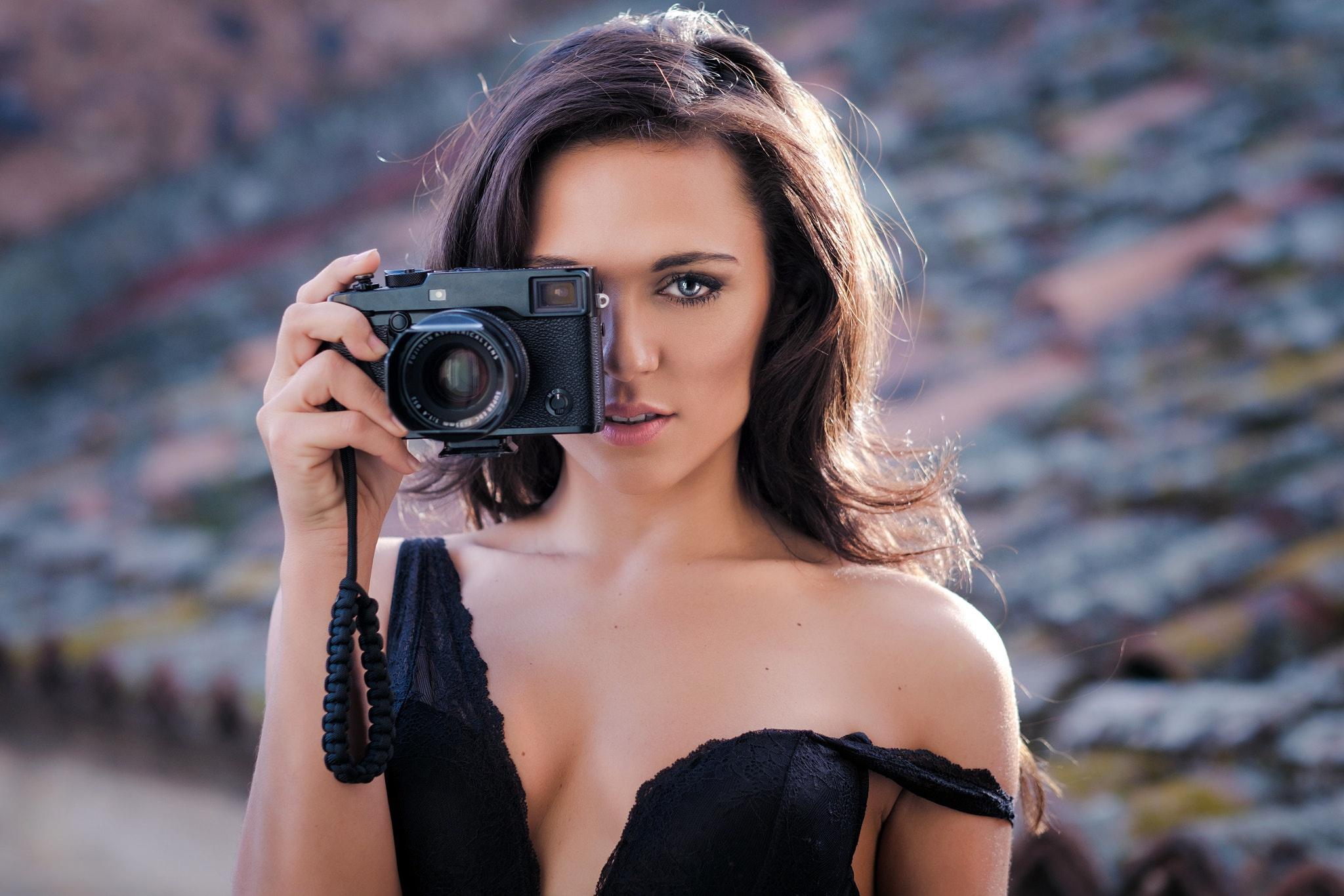 О взаимоотношениях фотографа с моделями