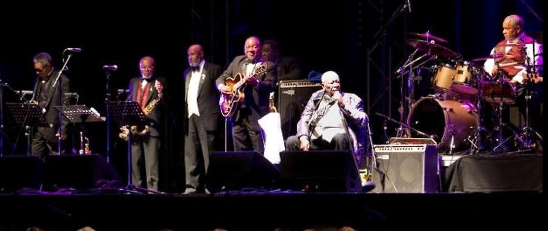 B.B.King in Luxembourg 2011