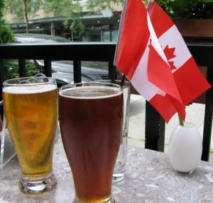 Пивоварни в Канаде