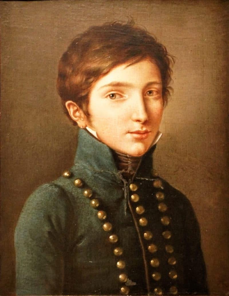 Молодой Бонапарт
