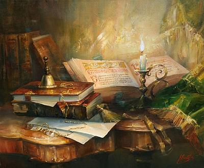 Книги, которые имеет смысл читать, написаны автором для самого себя.