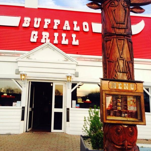 Buffalo Grill в Амневилле