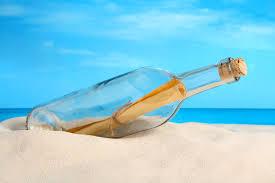 Письмо в бутылке