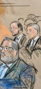 Заседание суда по делу М.Бутиной