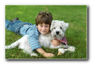 Человек и пес