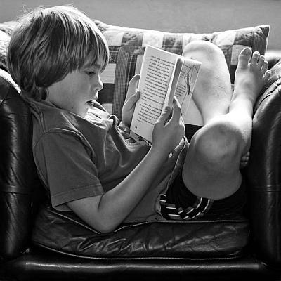 Как заставить ребенка читать?