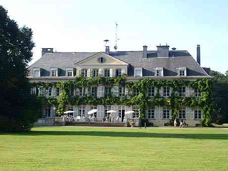 Замок Колпах, Люксембург/Château de Colpach, Luxembourg