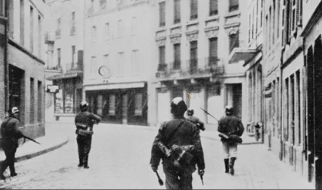 Вторая мировая война в Люксембурге