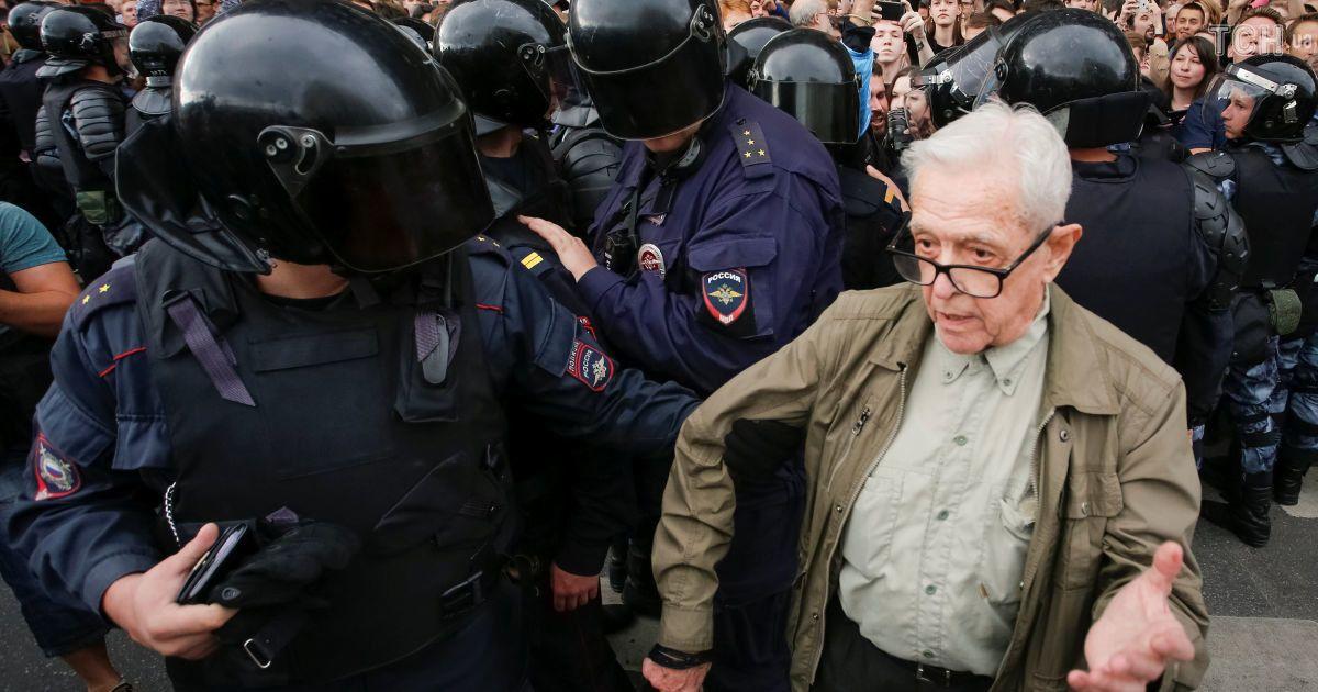 Правоохранители и правозащитники