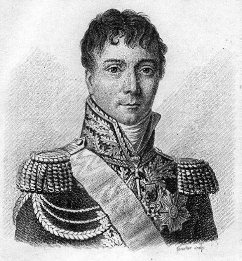 Французский генерал Шарль Этьен Гюден