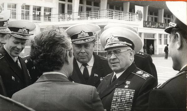 Егор Холмогоров «Адмирал Океана»