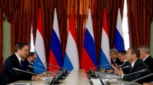 История любви между Россией и Люксембургом