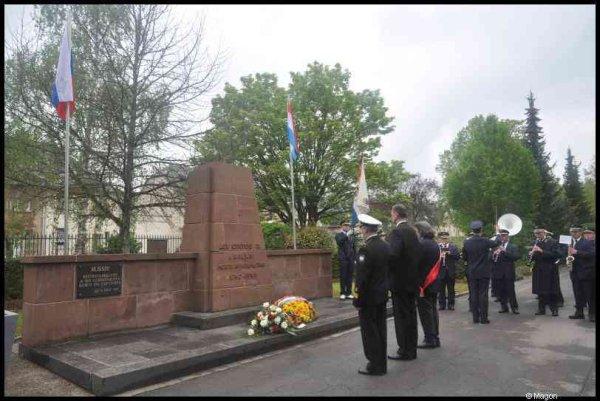 День Победы в Люксембурге в 2012 году
