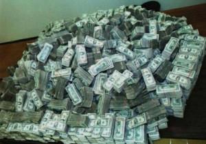 чемодан с миллионом долларов