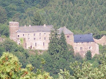 Chateau Schuttbourg, Замок Шутбург