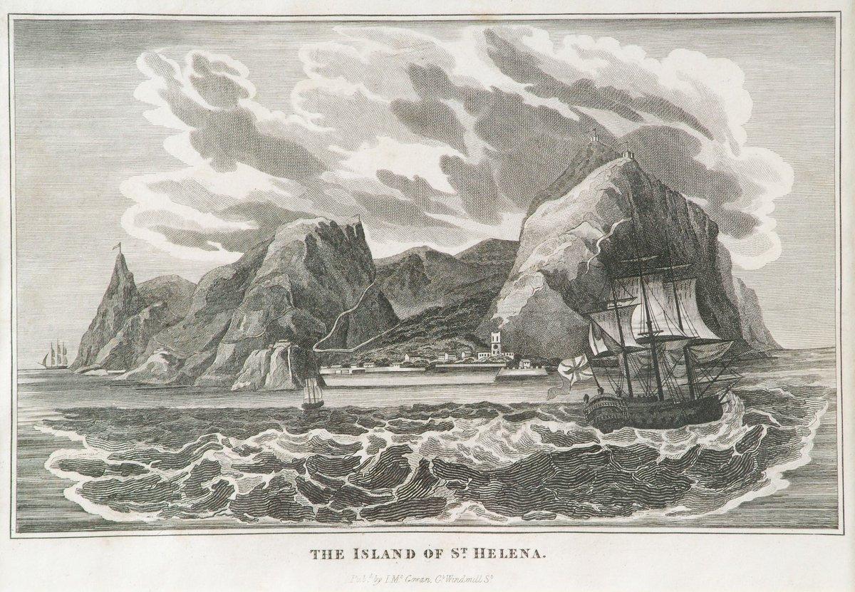 Об острове Святой Елены