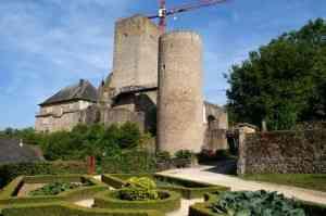 Chateau de useldange, Luxembourg/Замок Юзельданж, Люксембур