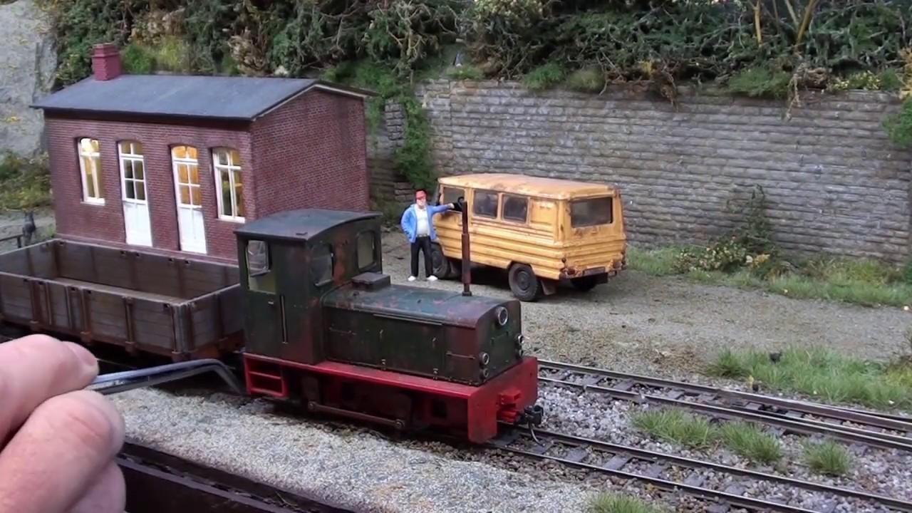 Железнодорожный моделизм в Люксембурге