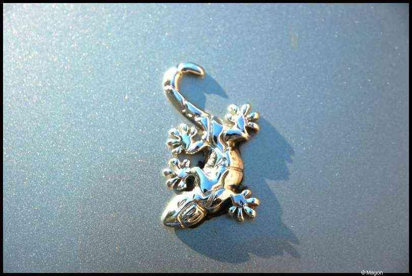 Car emblem, Viaden luxembourg