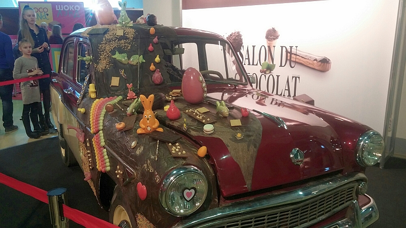 Московский салон шоколада by Magon