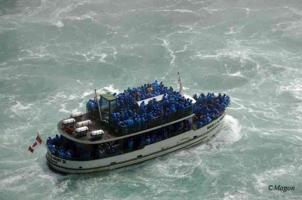 Maid of the Mist V by Magon