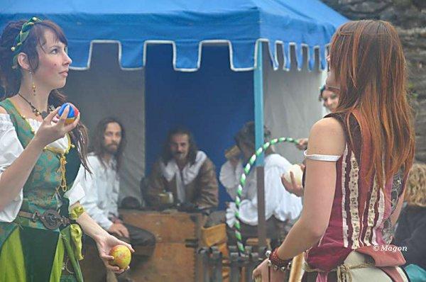 Средневековый фестиваль во Вьяндане (Люксембург). Мушкетеры by Magon