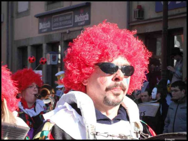Diekirch Carnaval 2011 by Magon