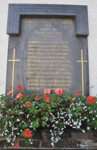 Люксембуржцы, погибшие в России в 1943-1945 by Magon