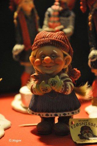 Бабушка в ожидании рождества(Люксембург) by Magon