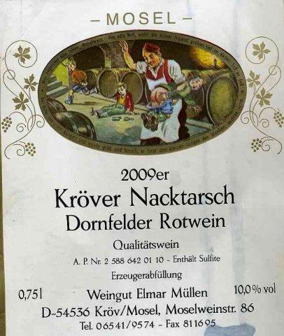 Krover Nacktarsch
