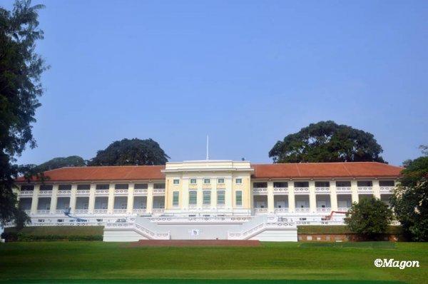 Форт Каннинг Сингапур / Fort Canning Singapore by Magon