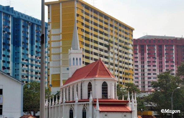 Разноцветный Сингапур by Magon