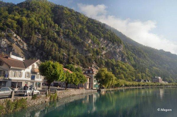 Виды Интерлакена (Швейцария) by Magon