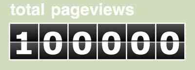 100000 просмотров