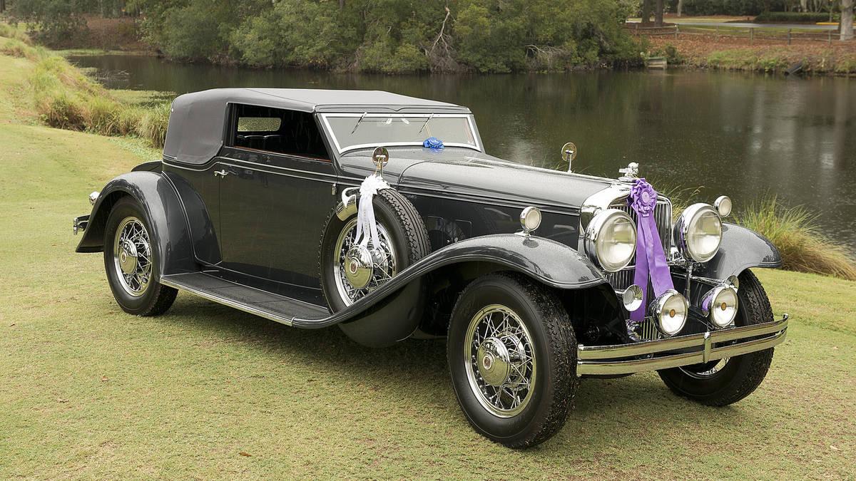 Коллекционирование старинных авто: мнение профессионала