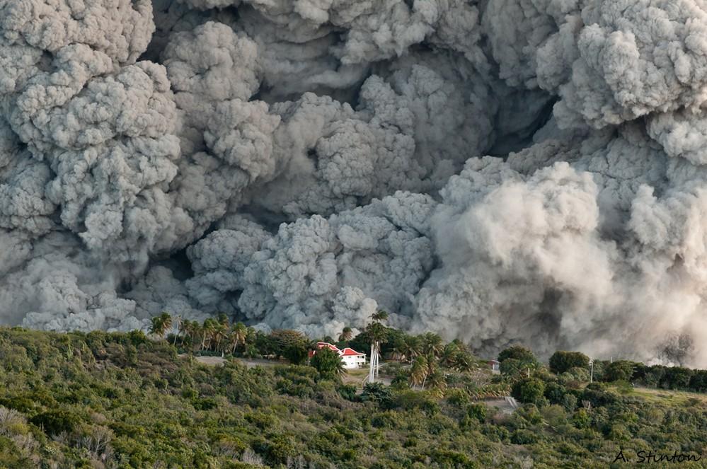 Правда о вулканической пыли